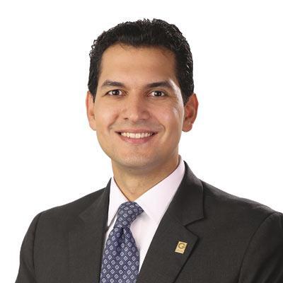 Fernando Ruiz, Banco Popular Dominicano