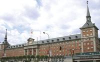 Cuartel General Ejercito del Aire - case study