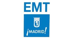 EMT Empresa Municipal de Transportes - logo