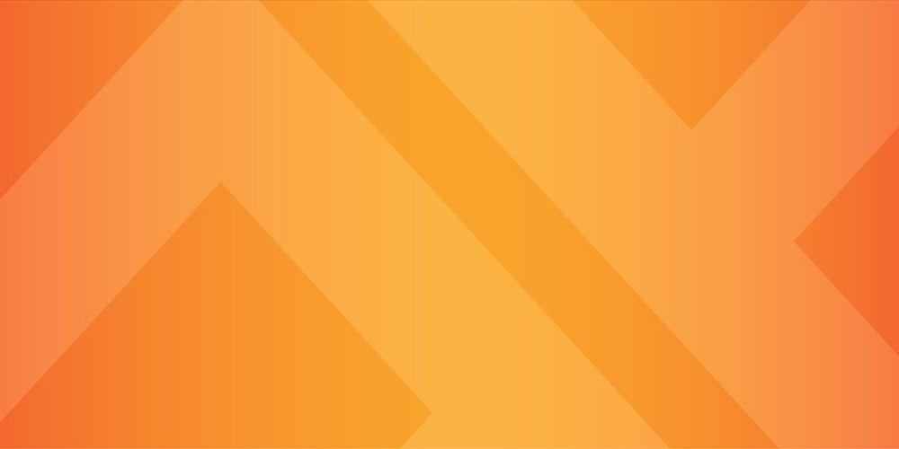orange colored background
