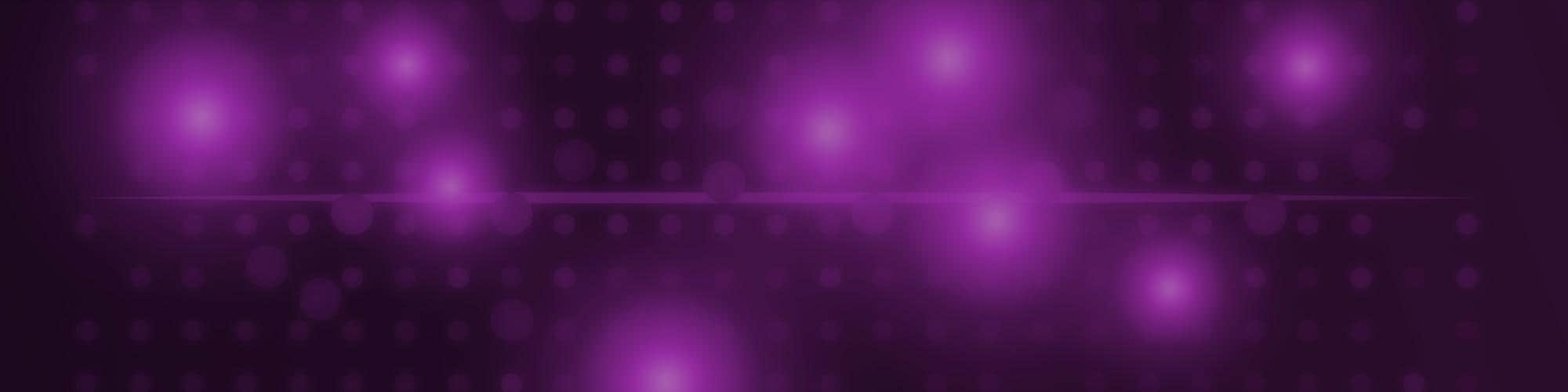 Purple epiphany linear chart abstract