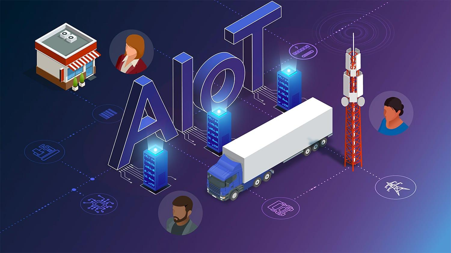 AIot and Better Customer Experience - video still