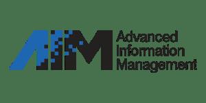 Advanced Information Management logo
