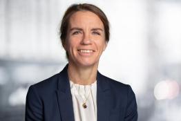 Pernille Hertel, Director, of Customer Advisory, Nordics