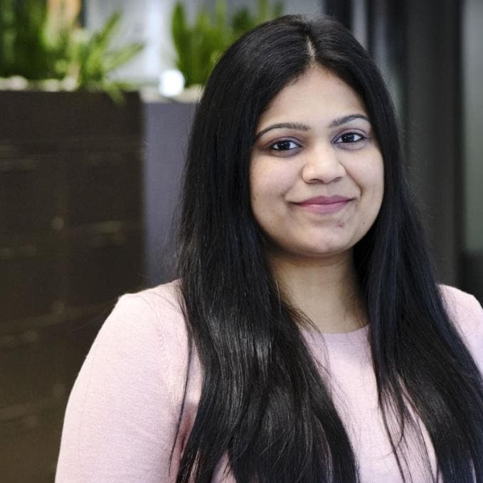 Headshot of Pradnya Pethkar