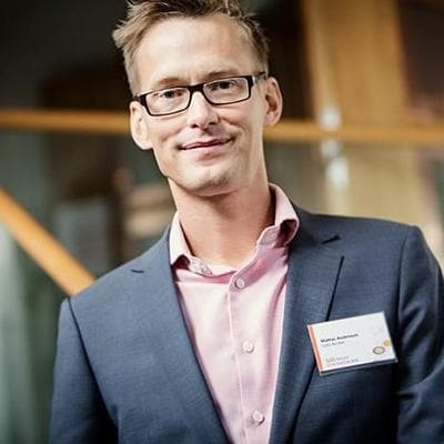 Mattias Andersson Scandinavian Airlines Head of CRM Analytics