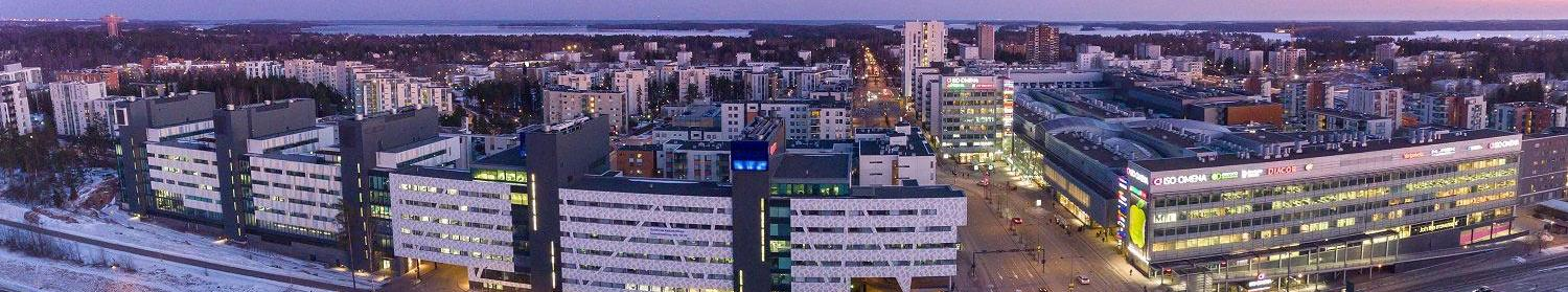 Espoo area, Finnish office