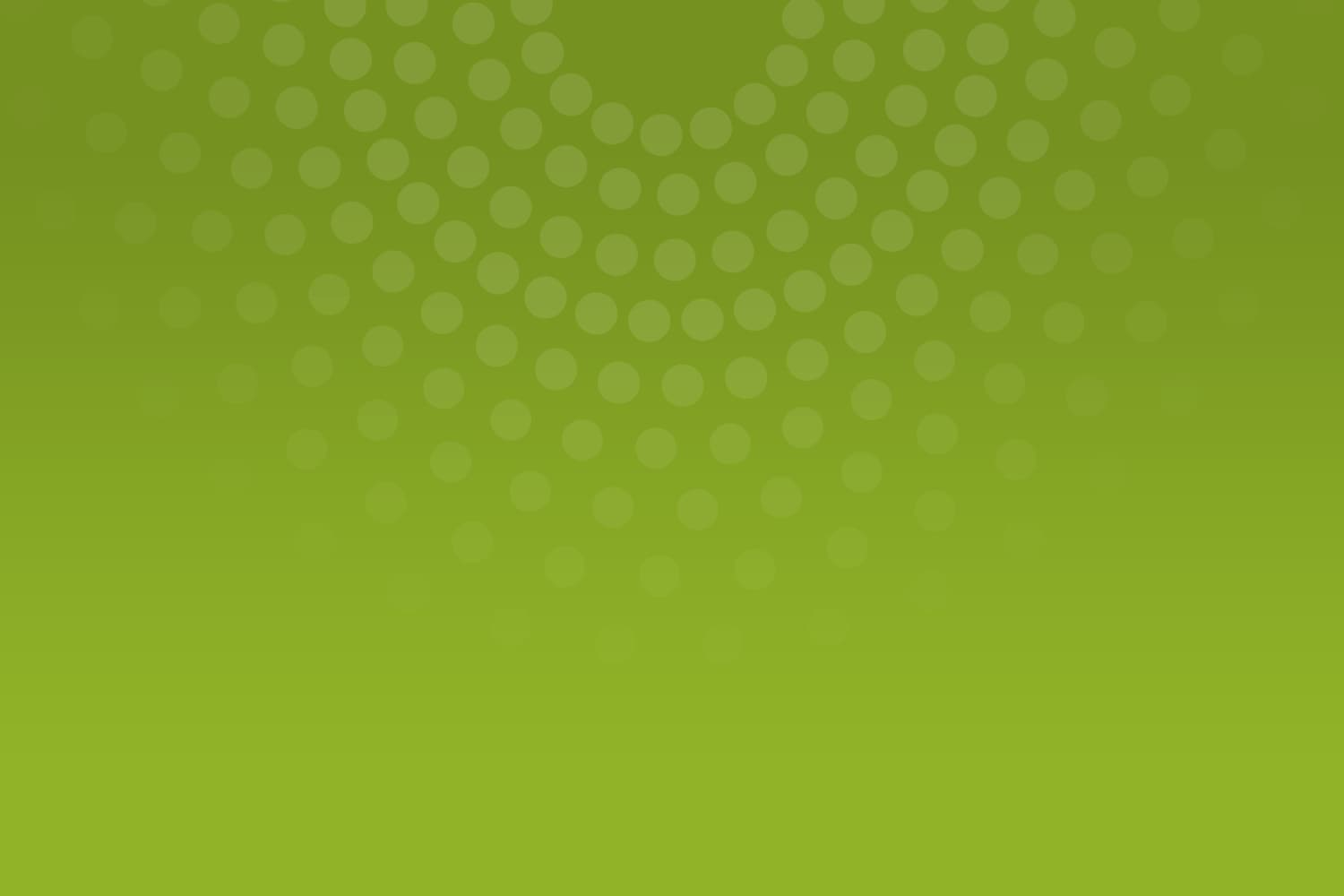 Abstract radiance art on green background