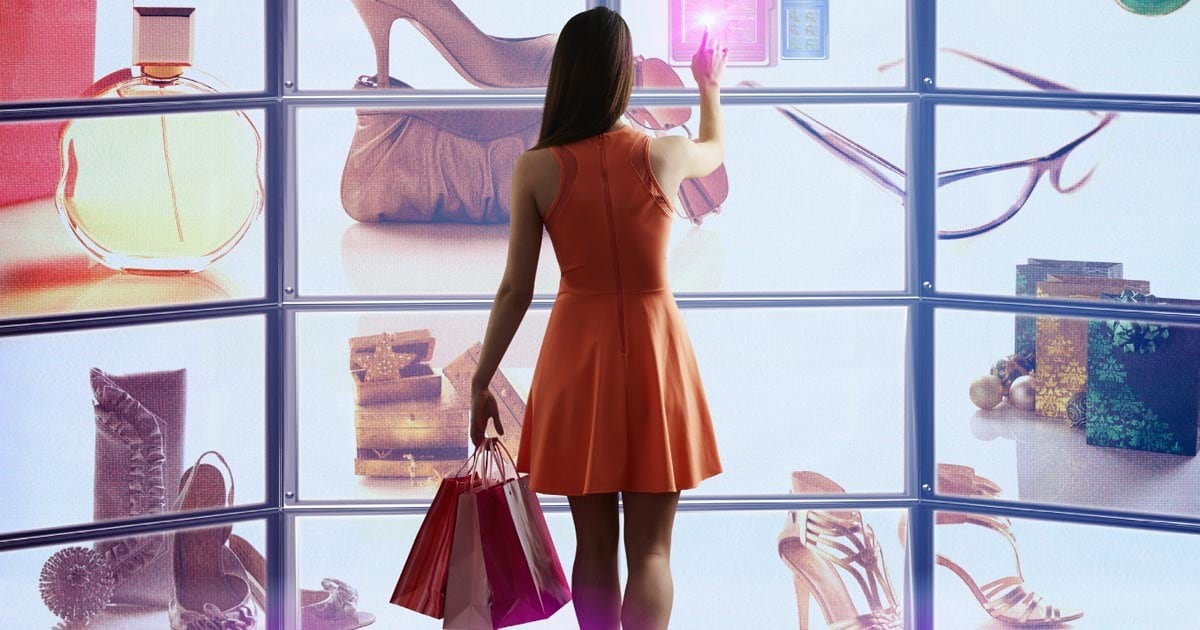 holiday shopper