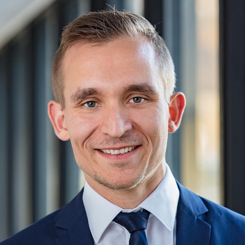 Bjørn Büchmann-Slorup, Danske Bank