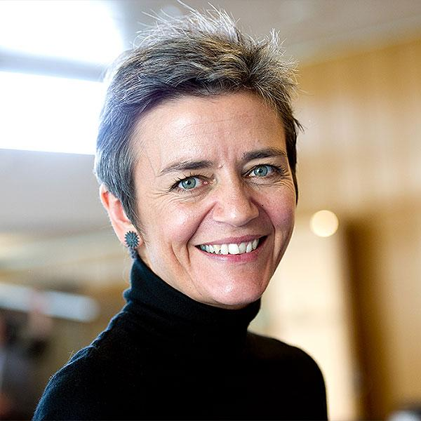 Margerethe Vestager - European business, Competition Commissioner (EU)