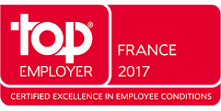 SAS France a Top Employer for eighth year