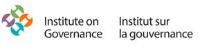 Institute on Governance   Institut sur la governance