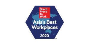 2020 Great Places to Work Asia