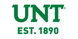 Logo de la University of North Texas