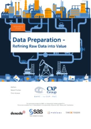 Data Preparation – Refining Raw Data into Value