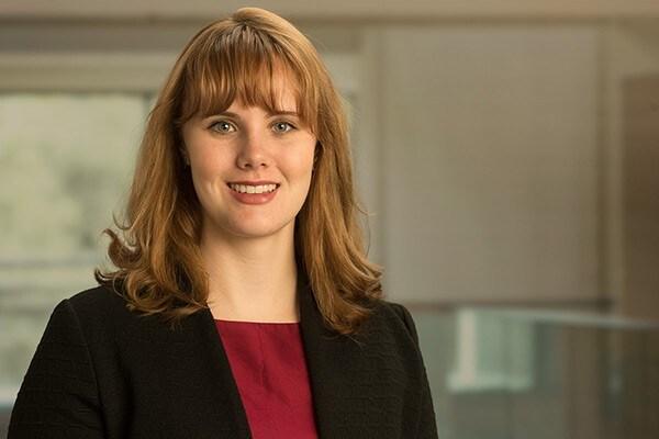 headshot of Alanna Howard, former SAS intern and current SAS employee