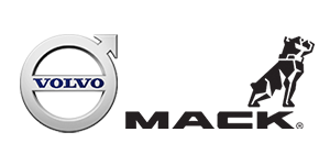 Volvo Trucks and Mack Trucks Logo