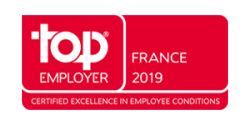 2018 Top Employer France