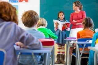 Helping teachers make the grade in Lubbock, Texas