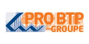 Pro BTP Groupe Logo