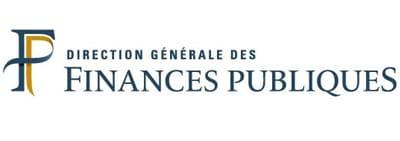 DGFIP - Direction générale des finances publiques logo