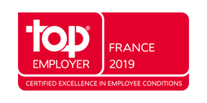 2019 Top Employer - France