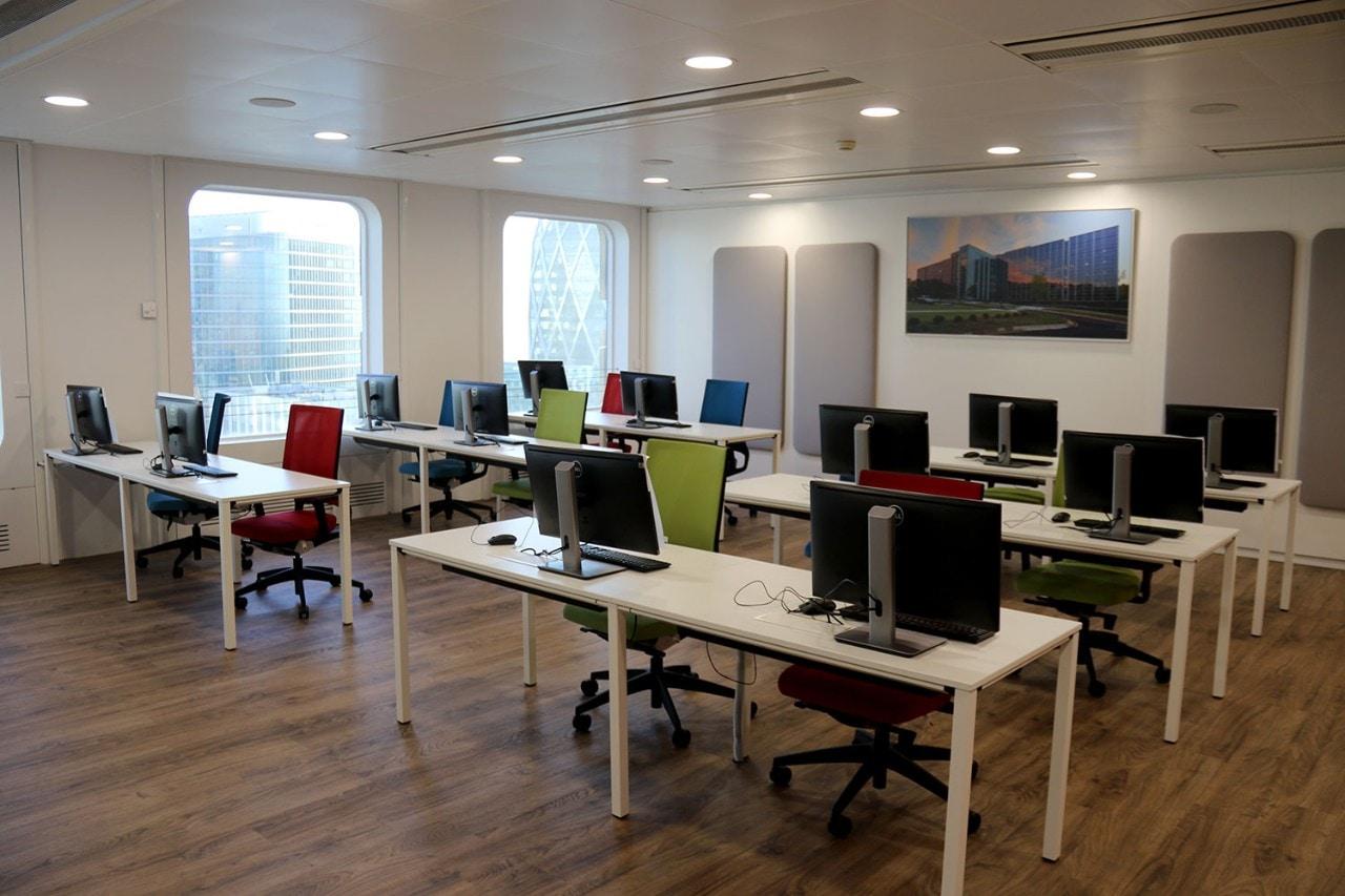 SAS France - La Défense Office - Training Room
