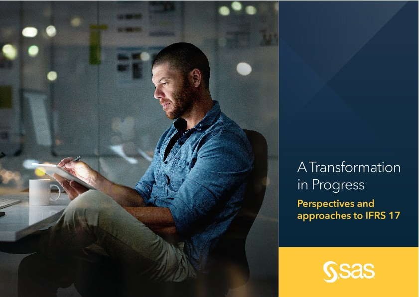 A Transformation in Progress - Perspectives and apporaches to IFRS 17