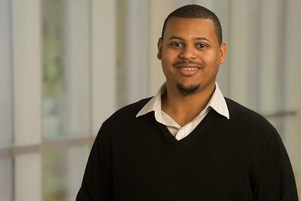 headshot of Shawn Guy, former SAS R3 program intern and current SAS empl