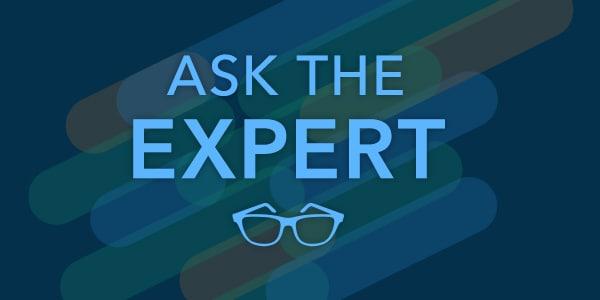 Webnaires Ask The Expert SAS