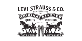 Logo de Levi Strauss & Co.