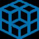 Cube Shape - Icon