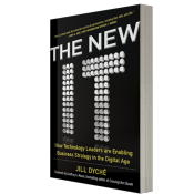 Jill Dyche - The New IT Book Cover
