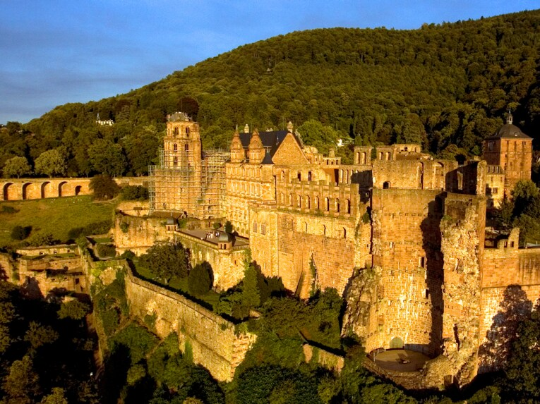 SAS Heidelberg office castle