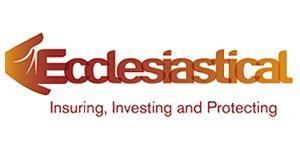 <p>Ecclesiastical logo<br> </p>