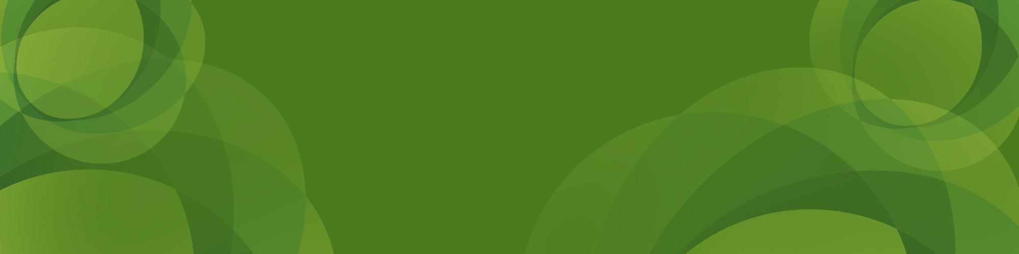 Green spirograph art on green background