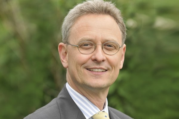 Andreas Mai, Director of Smart Connected Vehicles for Cisco Systems