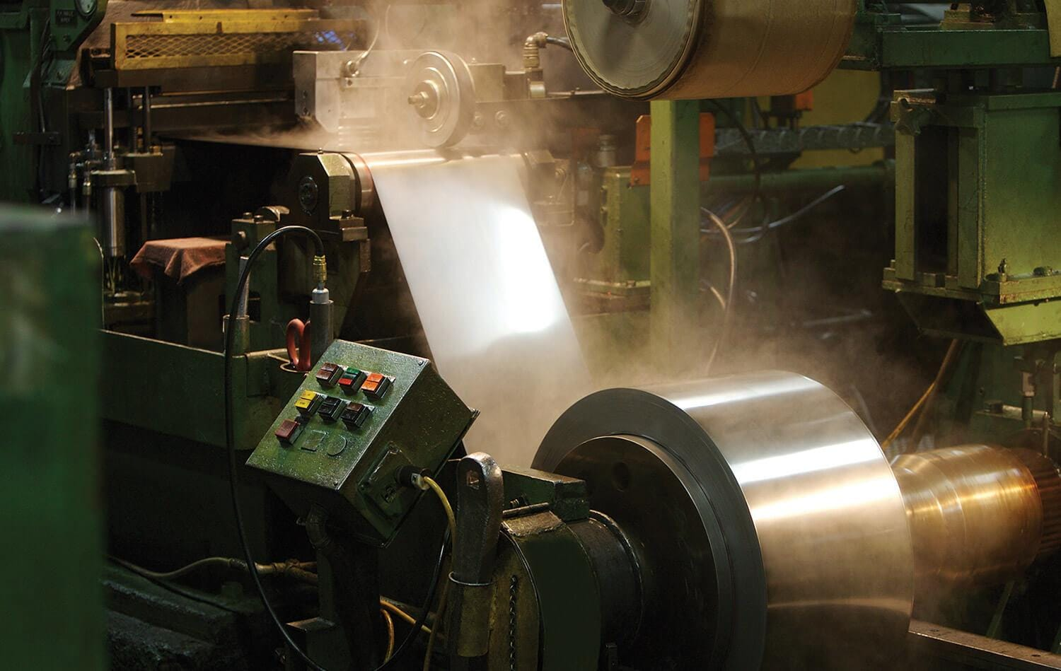 Ulbrich (customer)rolling mill image