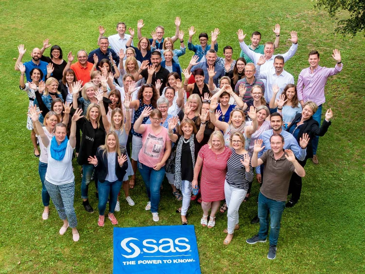 SAS is internationally recognized for providing an innovative, supportive workplace paired with a positive employee experience and generous benefits