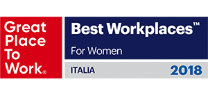 Great Place to Work 2018 Italia - Best Workplaces for Women