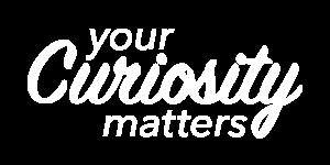 Your Curiosity Matters logo