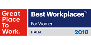 Great Place to Work - Best Workplaces For Women - Italy 2018
