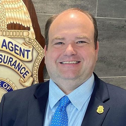 Chet Effler, Division Chief of the Criminal Investigation Division, NC DOI
