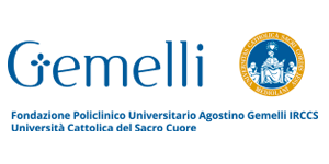 Logo del Policlinico Agostino Gemelli