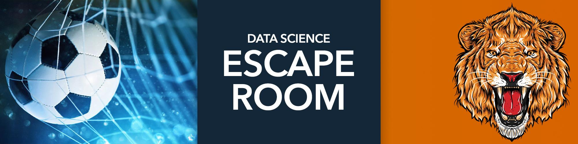 SAS Data Science Escape Room