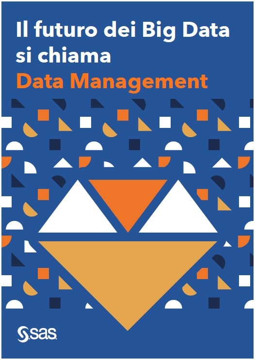 e-Book SAS sul Data Management
