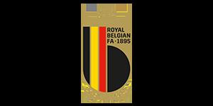 Royal Belgian Football Association logo