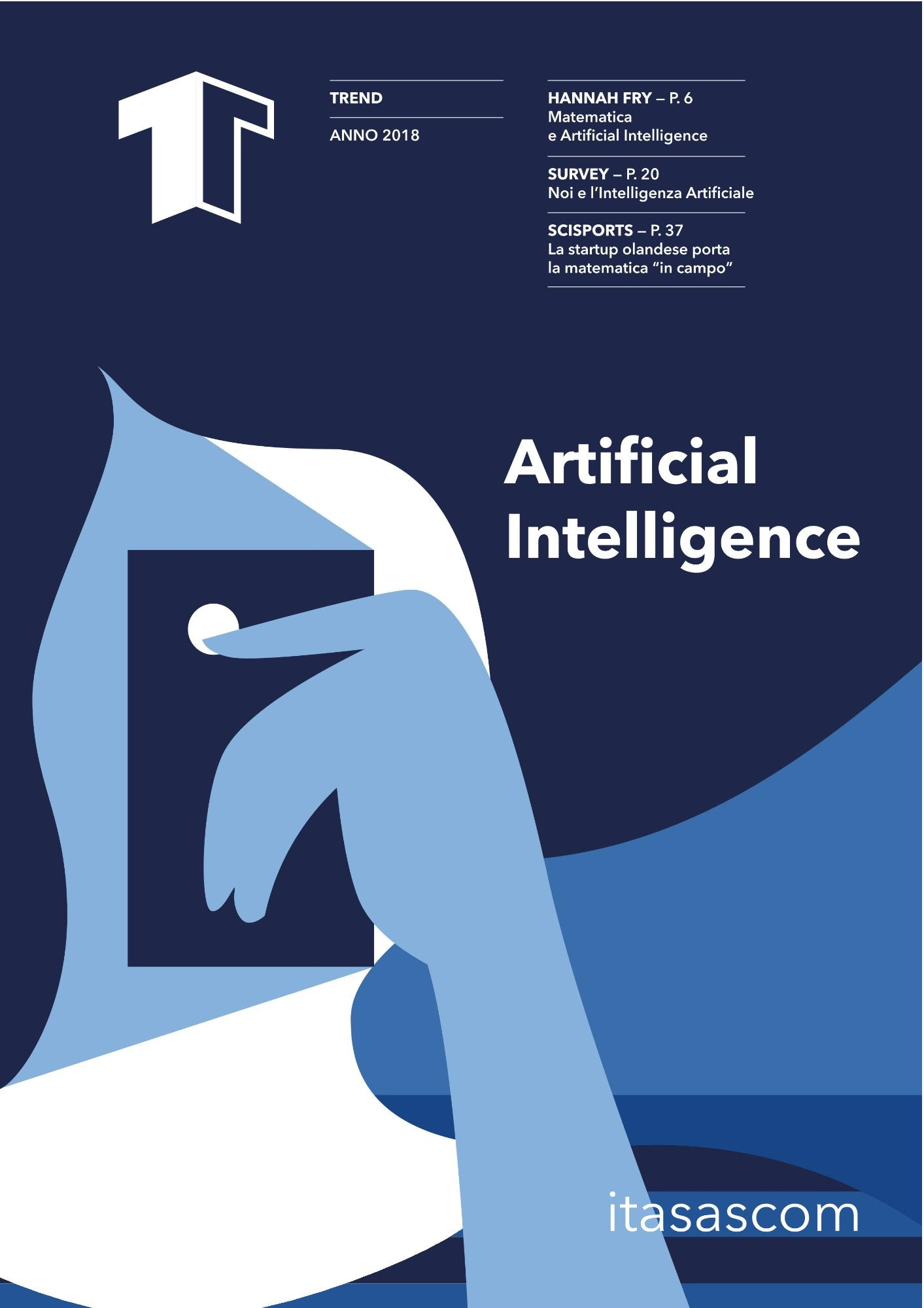 Trend by itasascom magazine, Artificial Intelligence
