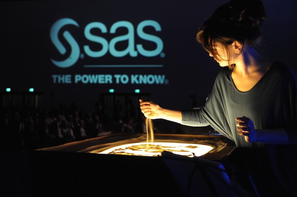 Gabriella Compagnone a SAS Forum Milano 2015